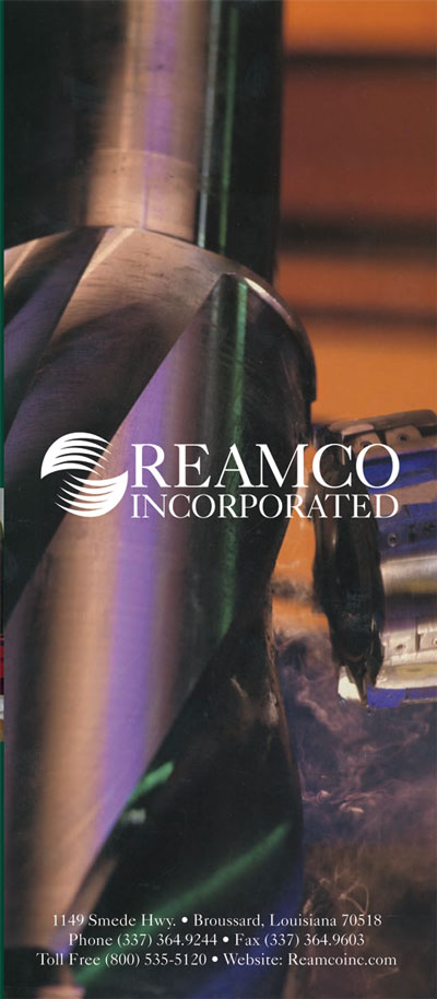 Reamco Brochure