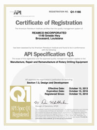 API Spec Q1 Certification 2013-2016